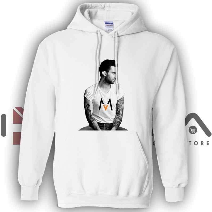iniedia.com : Adam Levine Maroon 5 hoodie