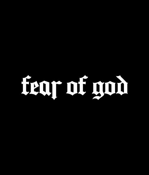 Fear Of God Hoodie