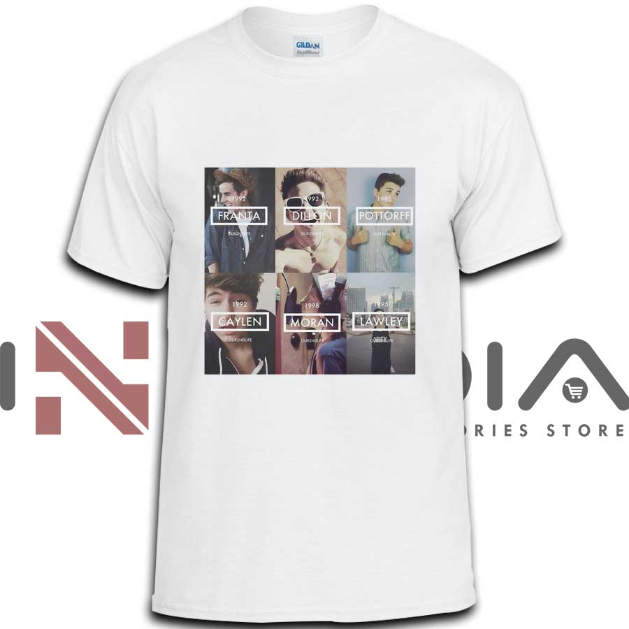iniedia.com : O2L Our Second Life tshirt