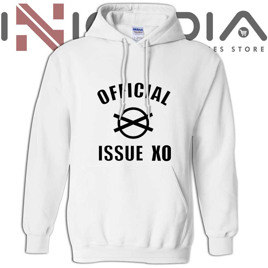 iniedia.com : Official Issue XO hoodies
