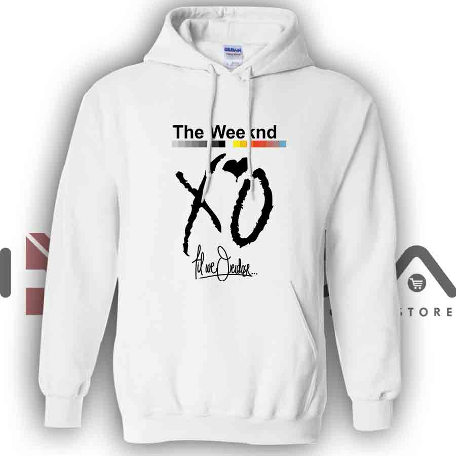 iniedia.com : XO Weeknd Signature hoodies