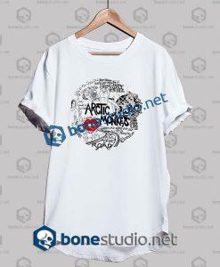 t-shirt-arctic-monkeys-theme