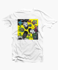 De La Soul T Shirt 3 Feet High And Rising