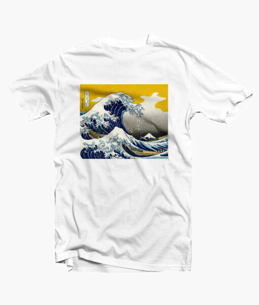Great Wave off Kanagawa T Shirt