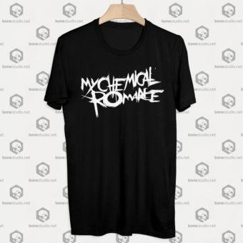 My Chemical Romance Logo Tshirt