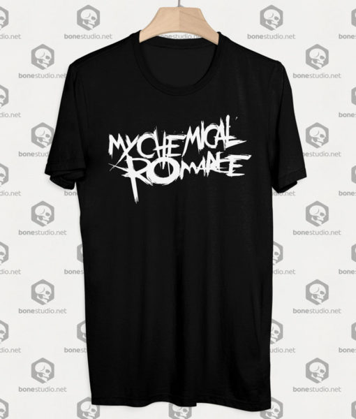 My Chemical Romance Logo Tshirt