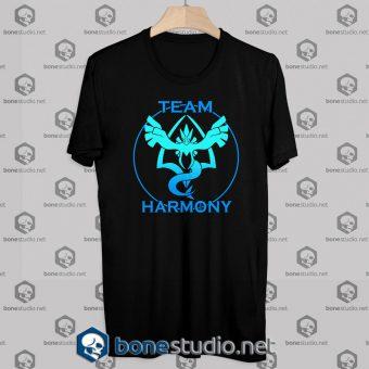 Tshirt Pokemon GO Team Harmony