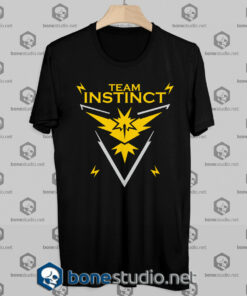 Tshirt Pokemon GO Team Instinct