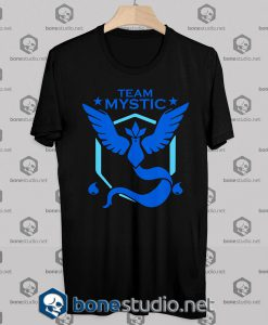Pokemon GO Team Mystic tshirt