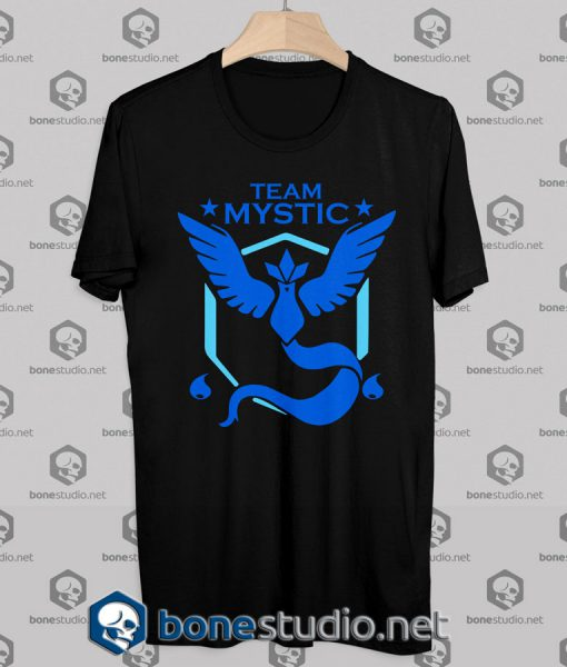 Pokemon GO Team Mystic tshirt