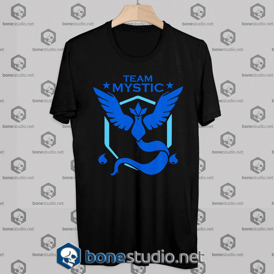 cb14d207 Tshirt Pokemon GO Team Mystic – Tshirt Adult Unisex Size S-3XL