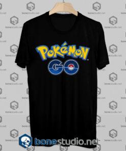 Pokemon GO Logo tshirt