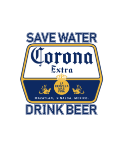 Save Water Drink Beer Corona T Shirt