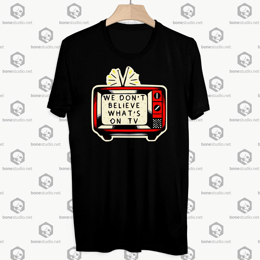 Twenty One Pilots Tattoo TV Tshirt