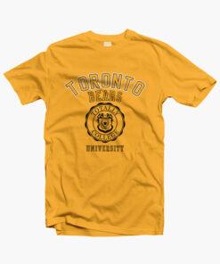 Toronto Bears University T Shirt