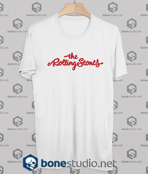 The Rolling Stones Tshirt white