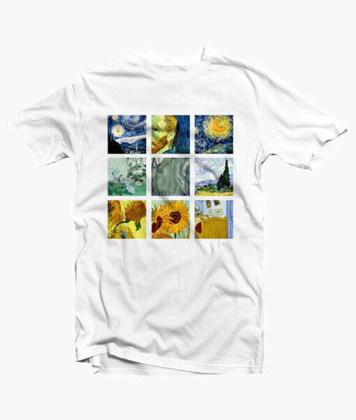 Van Gogh T Shirt