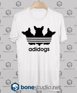 Adidogs Parody Tshirt