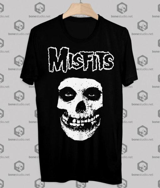 Misfits Band Logo Tshirt Design