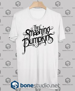 the smashing pumpkins tshirt white