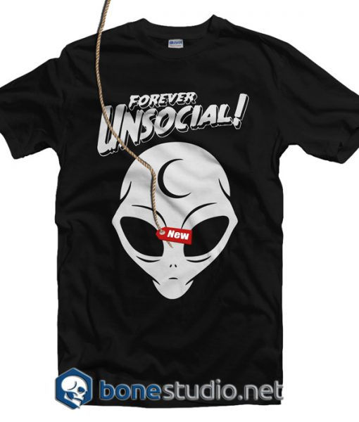 Forever Unsocial T shirt