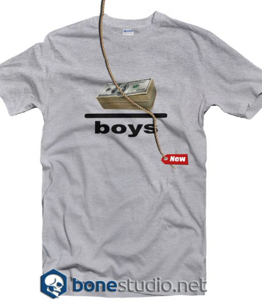 Money Over Boys T Shirt