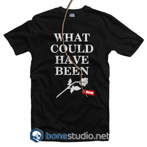 What Could Have Been Rose T Shirt