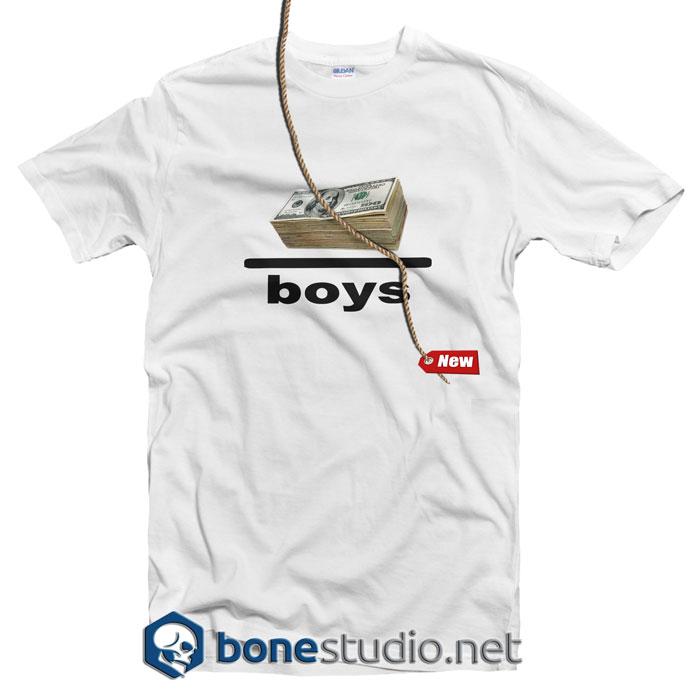 Money Over Boys T Shirt