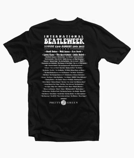Beatleweek 2017 The Beatles T Shirt