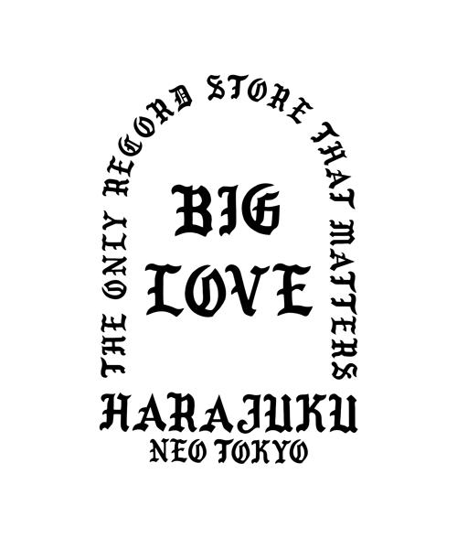 Big Love Harajuku T Shirt