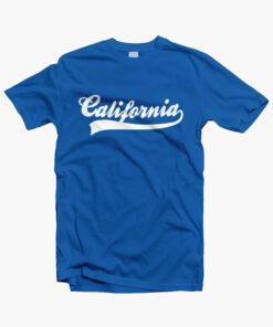 California Jersey T Shirt