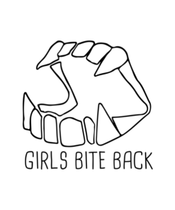 Girls Bite Back T Shirt