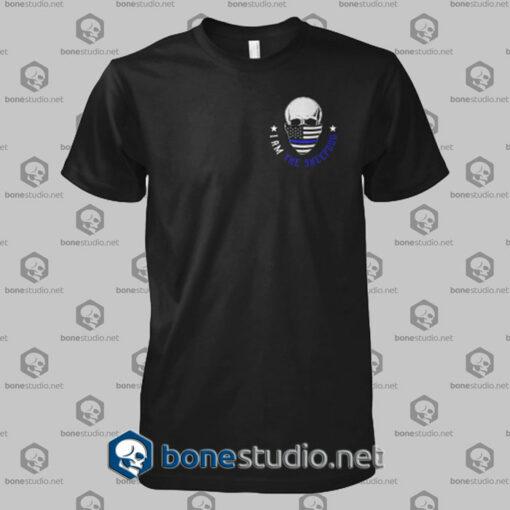 I Hunt The Evil tshirt front