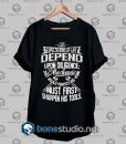 Mechanic Style The Expectation Of Life T shirt