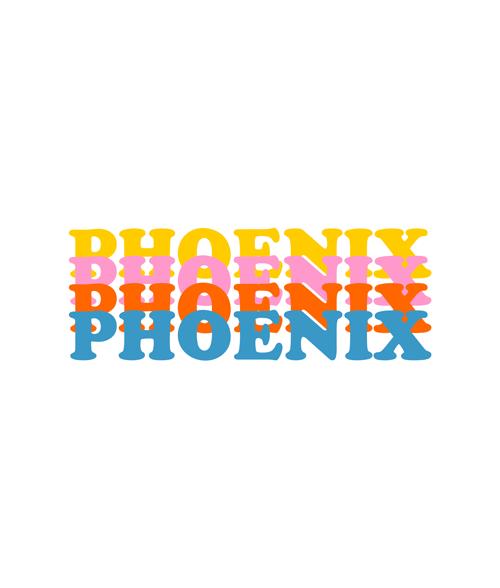 PHOENIX Colour T Shirt