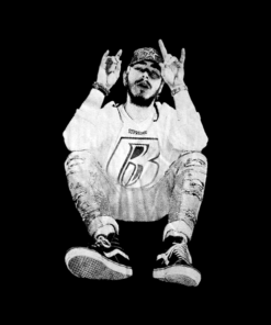 Post Malone Hiphop T Shirt
