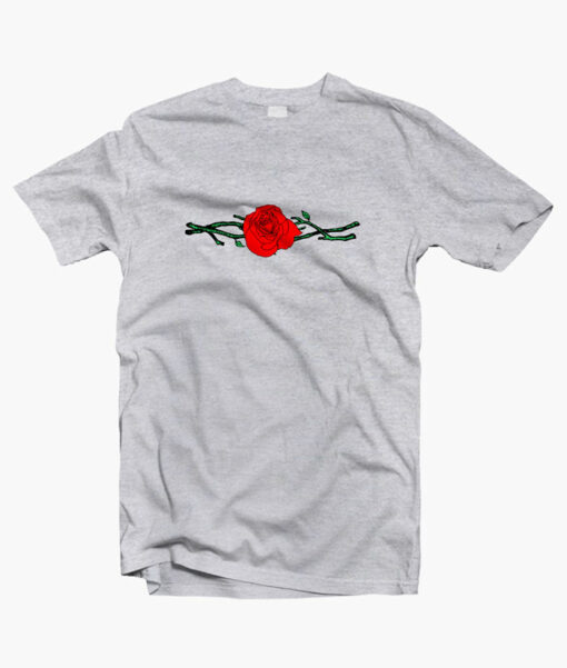 Twigs Rose T Shirt