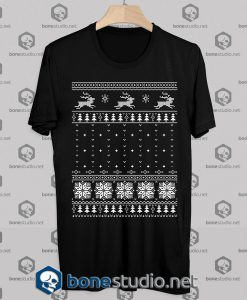 Ugly Christmas Tee Shirts Sweater Style