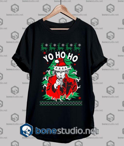 Ugly Style Yo ho ho T shirt