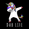 Unicorn Dab T Shirt