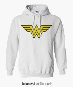 Wonder Woman Logo Hoodie