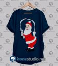 christmas milk santa t shirt