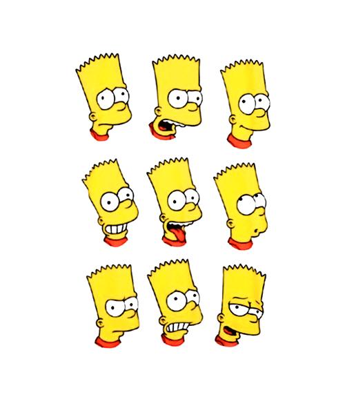 Forever 21 Bart Simpson T Shirt
