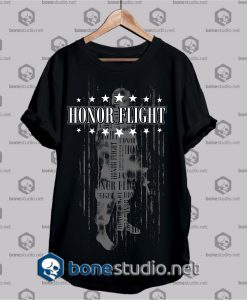 honor flight army t shirt