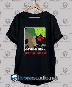 Jungle Bell Funny T Shirt