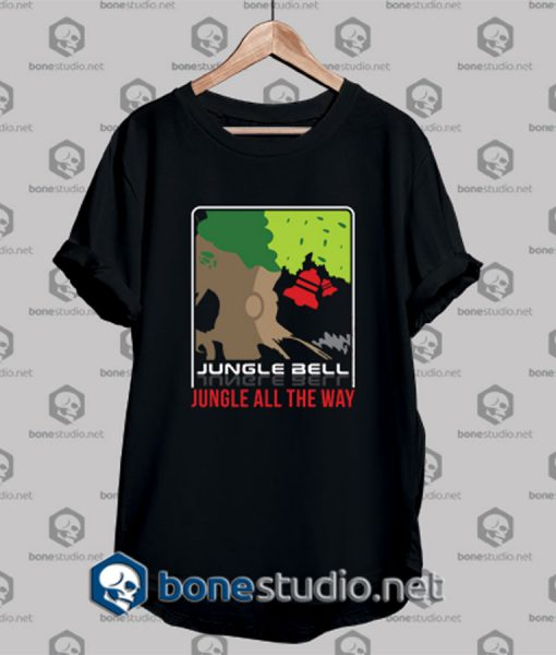 Jungle Bell Funny T Shirt
