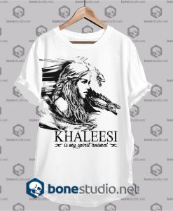 Khalessi Movie Game T Shirt