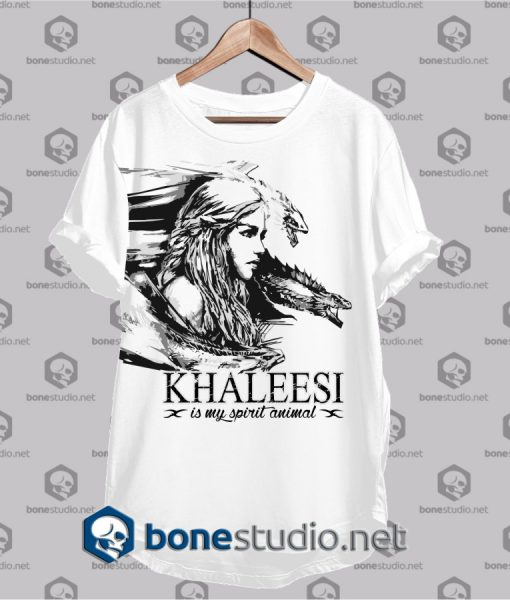 Khalessi Movie Game T Shirt