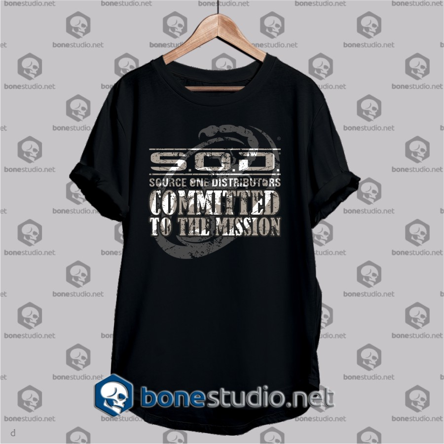 sod quote army t shirt