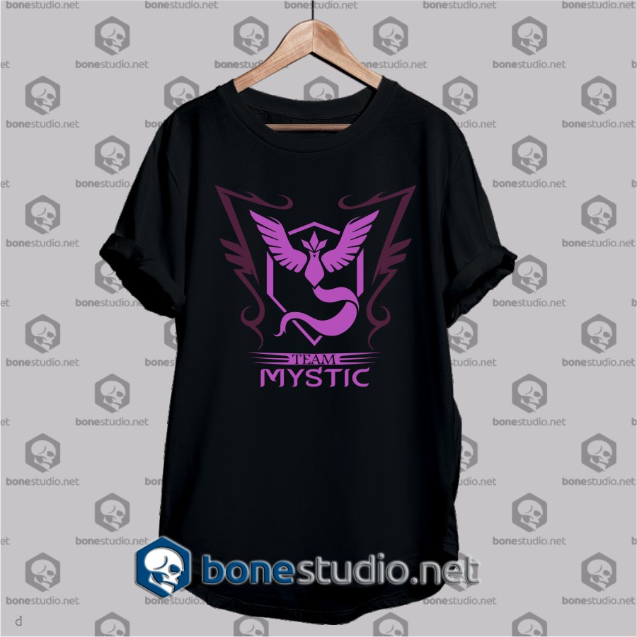 team mystic pokemon go t shirt